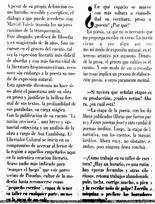 El Libertador Cultural Entrevista 9 febrero 1980